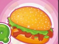 Gioco BBQ Chicken Sandwich on-line - giochi online