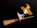 Gioco Witch Fleeting on-line - giochi online
