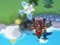 Gioco Panda air fighter  on-line - giochi online