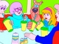 Gioco Scooby Doo online Coloring Book  on-line - giochi online